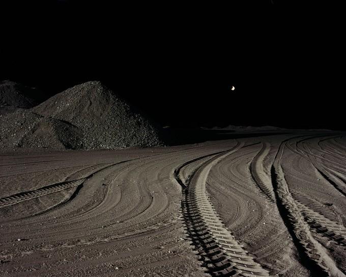 Marie-José Jongerius: Lunar Landscapes, 2012
