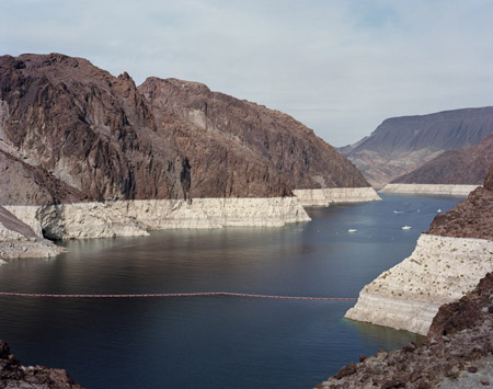 Marie-José Jongerius: Edges of the Experiment, Lake Mead, NV 2007