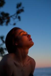 uit de serie Roxane, 2012