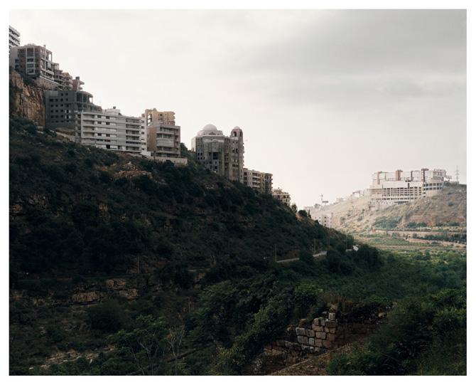 Bas Princen: Valley, Beirut, 2009