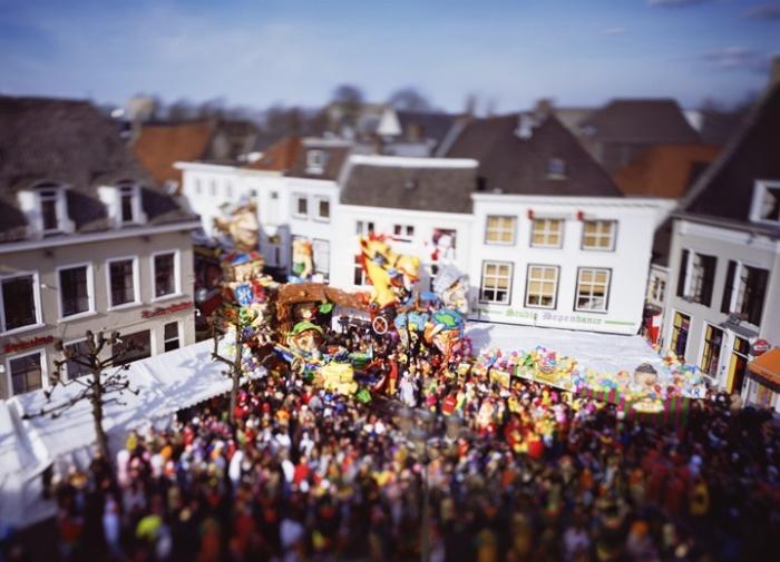 Erik Hijweege: Carnaval in Breda, 2012