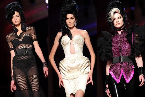 Paris Fashion Week januari 2012