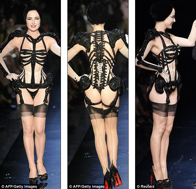 Dita von Teese (Getty Images)