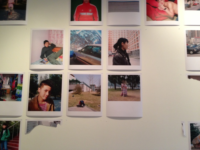 Is Still Searching (voor tentoonstelling in Foam, 2013)