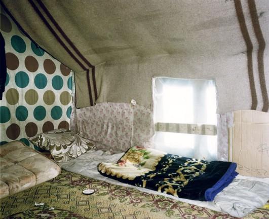 Shelter: Duinkerken, Frankrijk, mei 2010