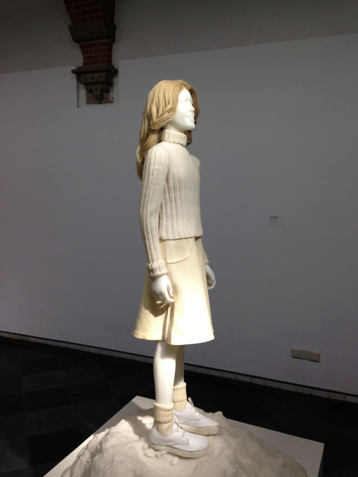 Keith Edmier: Jill Peters, 1997 (in De Hallen, Haarlem)