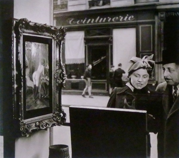 Robert Doisneau: Un Regard Oblique, Parijs, 1948