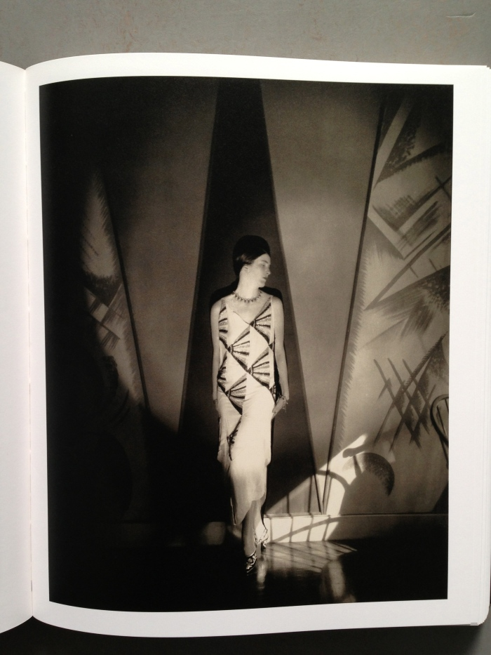 © Edward Steichen: Model in a gown by Vionnet, 1925