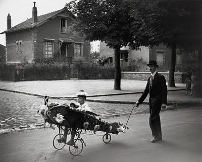 Robert Doisneau: L'Aéroplane de Papa