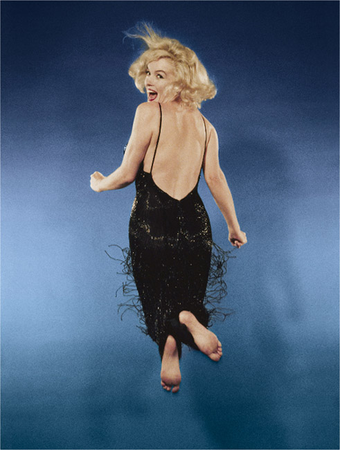 ©Philippe Halsman/Magnum Photos Marilyn Monroe, 1959