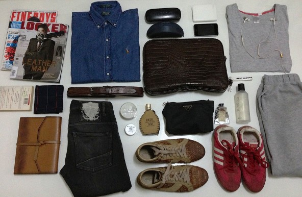 I Am Packed: Tatum, Age: 26, Location: Bangkok, Thailand Occupation: Page's Owner Vintage•Used•Secondhand Website: https://www.facebook.com/VintageUsedSecondhand.watever.u.call Travelling to: WorkHard but never forget to WorkOut