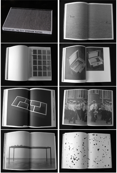 Stephan Keppel: Reprinting the City, Fw: books, 2012