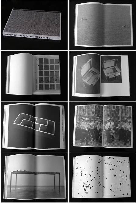 Stephan Keppel: Reprinting the City, Fw: books, 2012
