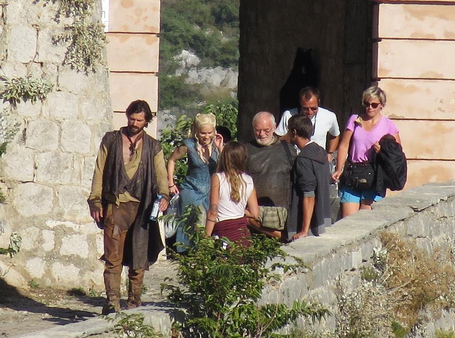 En er komt voorlopig geen einde aan. Gesprek met Michiel ... Daario Naharis Game Of Thrones Season 4