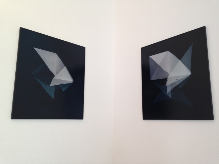 Onderdeel van installatie Time Passing Objects, 2010-2012