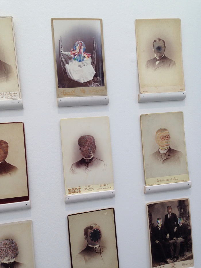 James Butler, Cabinet Cards, 2010-2013