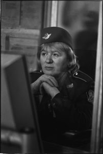 Olga Chernysheva, On Duty [series], 2007