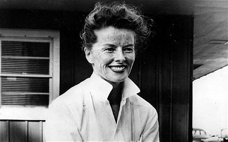Katharine Hepburn Foto: AP