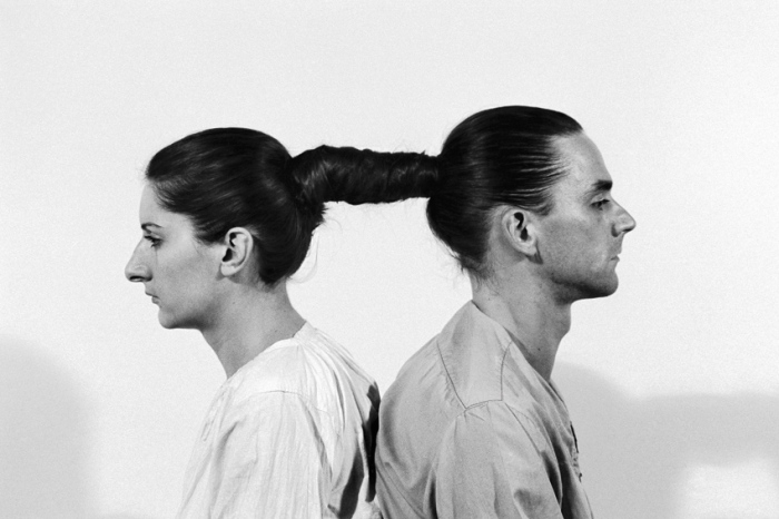 Marina Abramovic & Ulay: Relation in Time, 1977 Photo: © VBK, Wien, 2011