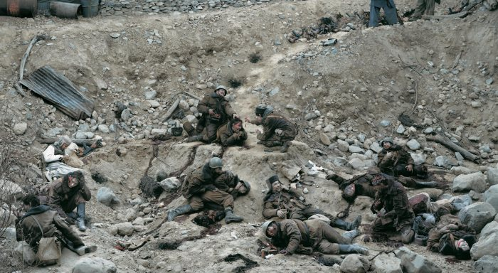 © Jeff Wall: Dead Troops Talk, 1992