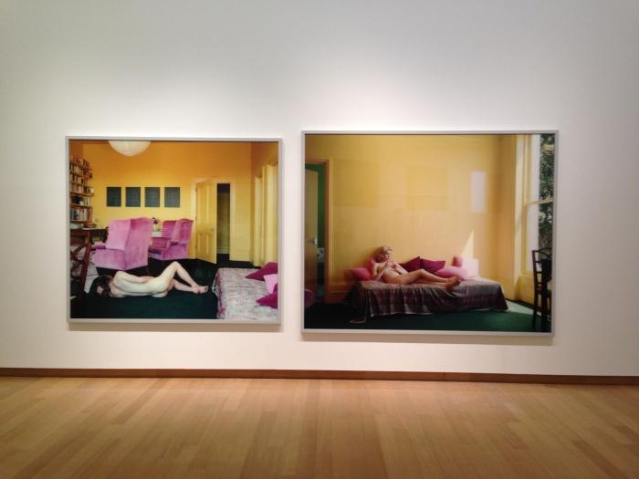 Het nieuwste werk van Jeff Wall in het Stedelijk Museum: Summer Afternoons, 2013