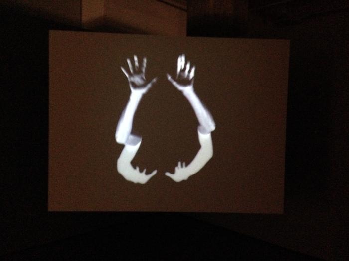 © Viviane Sassen: Hurtling, 2014, video gebaseerd op een gedicht van Maria Barnas / UMBRA