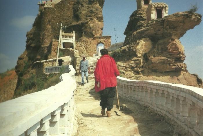 Ontmoeting op de Chinese Muur, 1988
