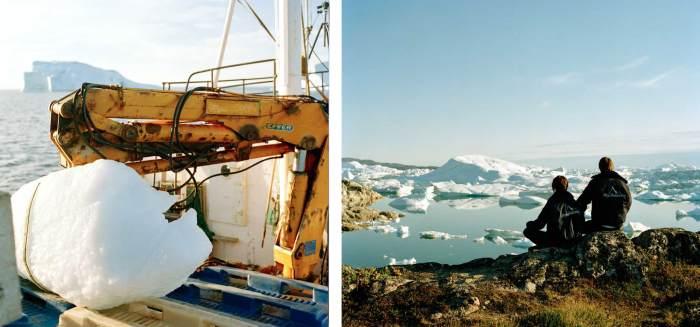 ©Teun Castelein & Coralie Vogelaar: My Polar Ice, 2010