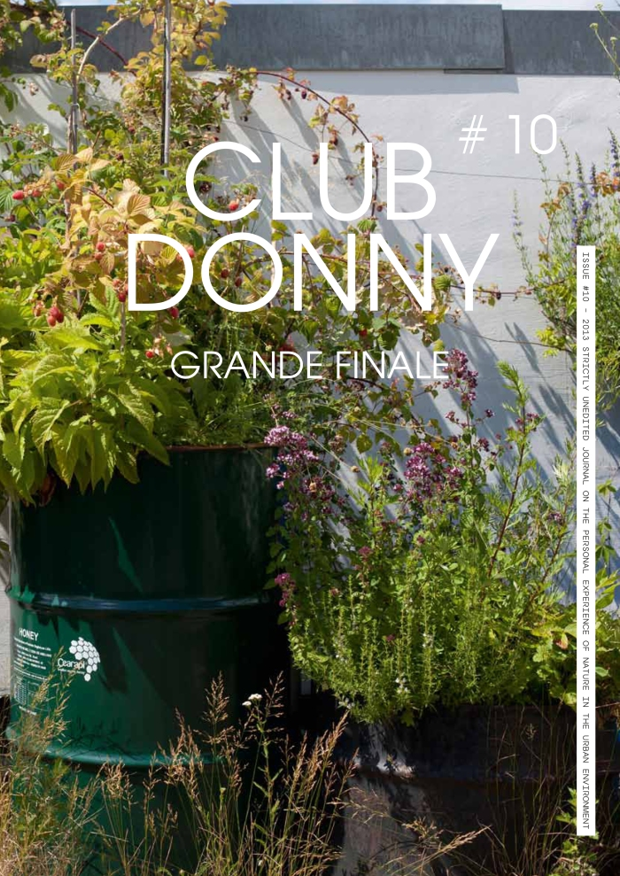 Ernst van der Hoeven, Frank Bruggeman en Samira Ben Laloula - Club Donny #10