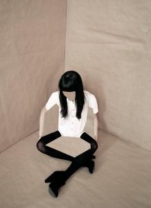 © Ina Jang, Paper girl, 2010