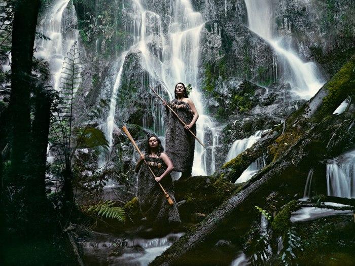 ©Jimmy Nelson: Before They Pass Away. Maori, Nieuw Zeeland
