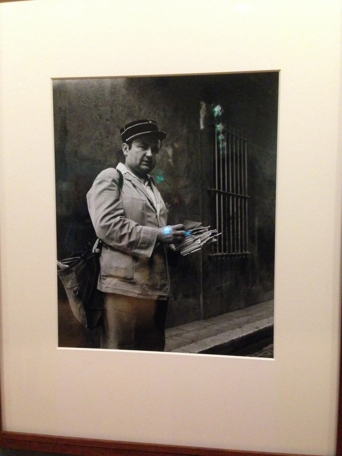 Emmy Andriesse: Postbode uit Arles, 1951-1952