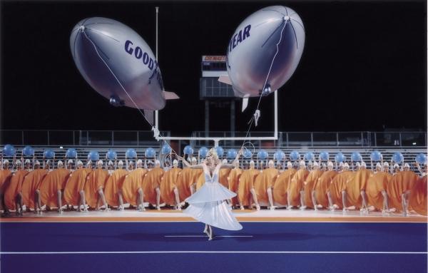 Matthew Barney's Cremaster Cycle (Cremaster 1) 1994-2002