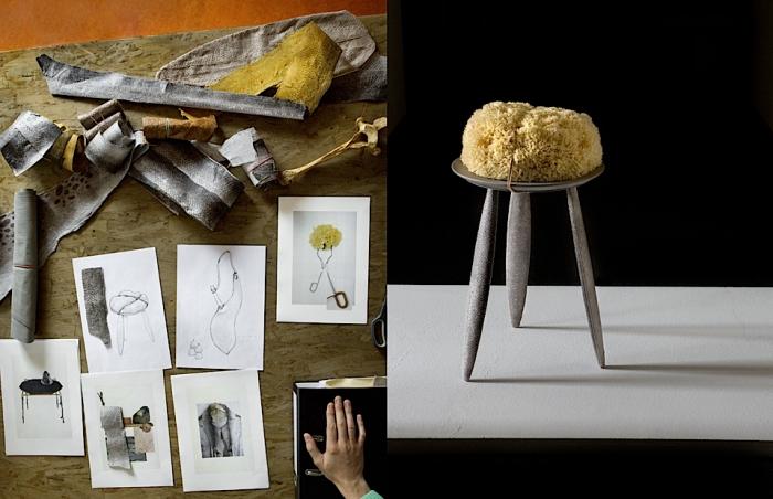 How we work: Studio Formafantasma. Foto ©Inga Powilleit