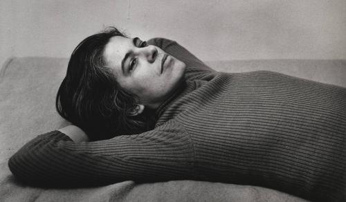 © Peter Hujar: Susan Sontage, 1975
