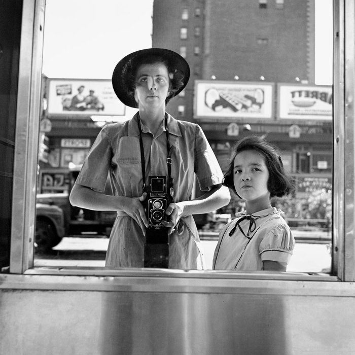 Vivian Maier, zelfportret