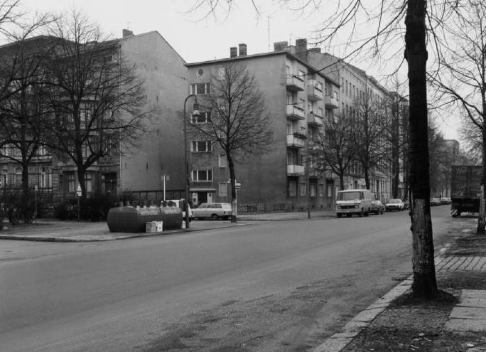 ©Michael Schmidt, Berlin 61, Möckernstraße