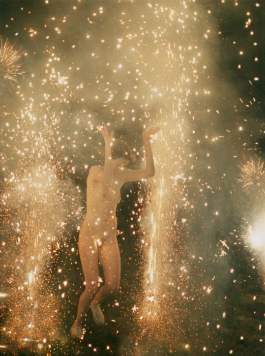 © Ryan McGinley: Hysteric Fireworks, 2007
