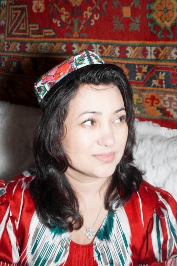 Guljannat Abdukiyim Foto © Zahra Reijs