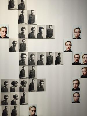 Just van Arno Nollen in het Fotomuseum Den Haag, foto: Merel Bem
